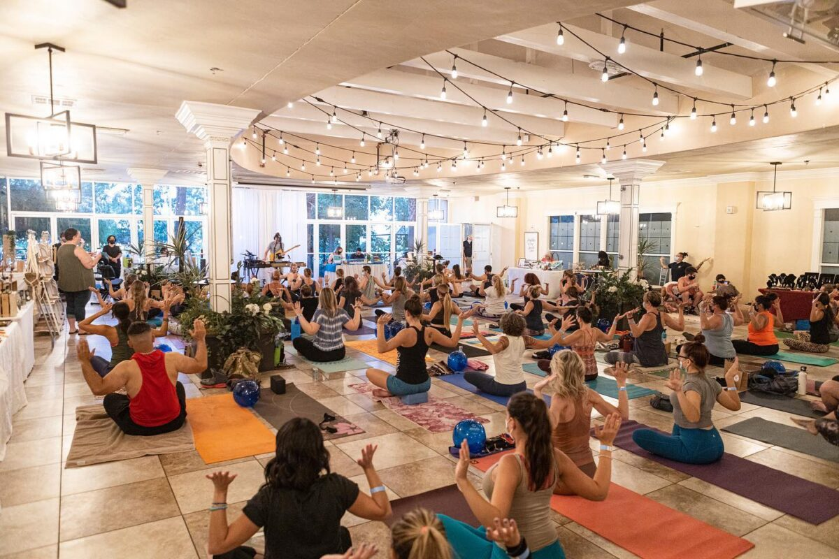 Yoga at Lakeside Village Las Vegas
